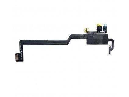 Neosazený přední flex kabel s proximity senzorem pro výměnu u Apple iPhone X.