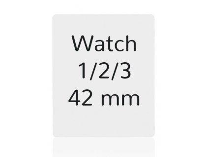 OCA lepidlo pro Apple Watch 1,2,3 42mm.