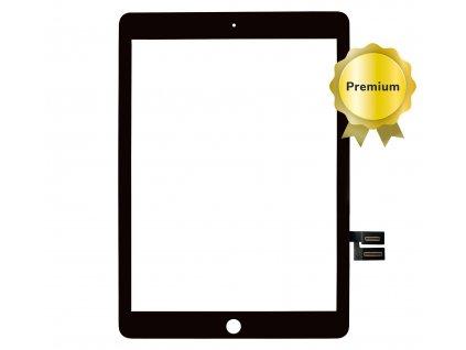 Náhradní dotyková plocha pro Apple iPad 7/8 černá.