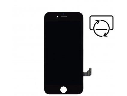 Originální repasovaný displej pro Apple iPhone 7 Plus černý.