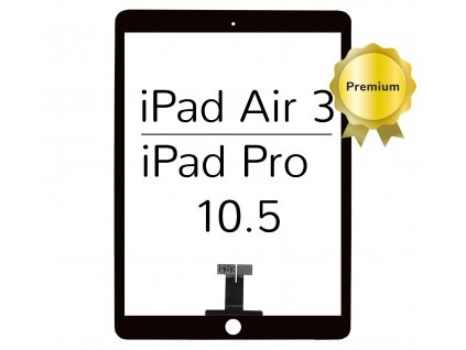 Náhradní dotyková plocha pro Apple iPad Air 3, či iPad Pro 10.5