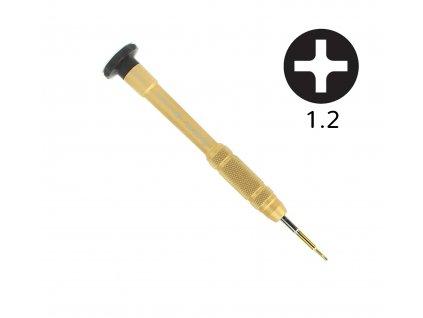 JIAFA křížový šroubovák 1.2mm.