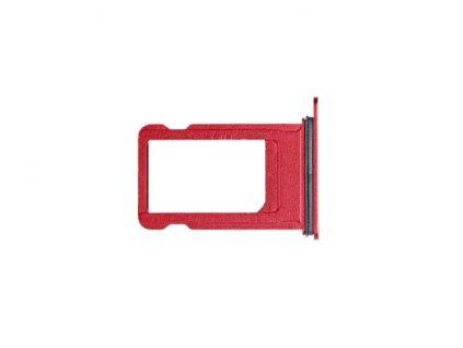 SIM šuplík červený pro Apple iPhone 8