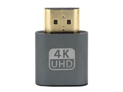 HDMI Dummy plug k simulaci připojeného monitoru.
