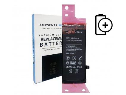 Ampsentrix Plus baterie 2200 mAh pro iPhone 8