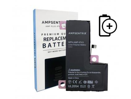 Ampsentrix Plus baterie 3000 mAh pro iPhone Xs