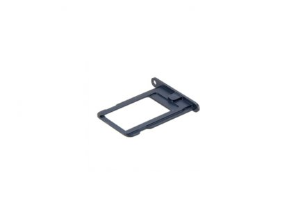 SIM šuplík černý pro Apple iPhone 5