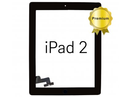 Digitizer pro Apple iPad 2 černý