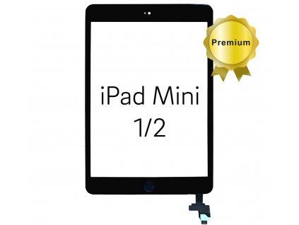 Digitizer PREMIUM pro Apple iPad 1 a 2 černý