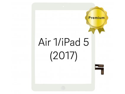 Digitizer PREMIUM bílý pro Apple iPad Air 1 a Apple iPad 5