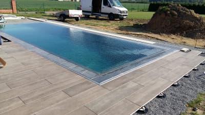 New maxi pro luxusní bazén.