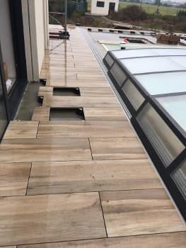 Podložky NEW MAXI pro moderní rozměry dlažby.