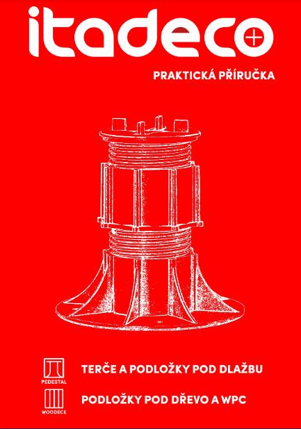 Praktická příručka pro suchou pokládku dlažby a prken na terče a podložky.