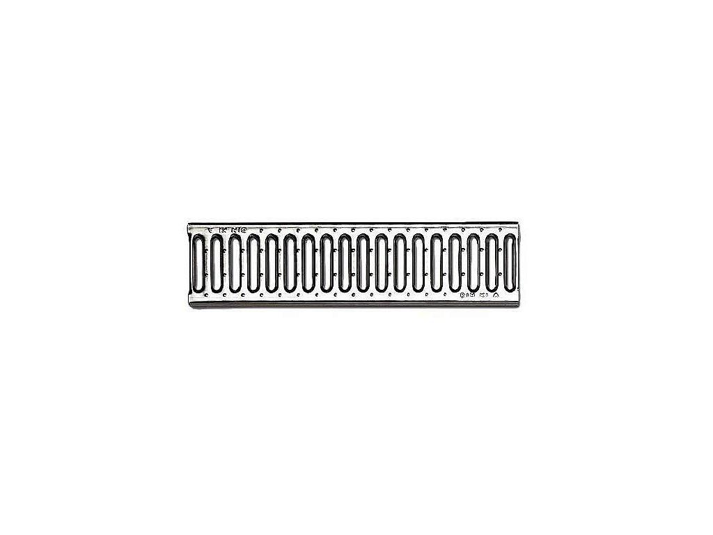 Mříž pozink A15 130X500