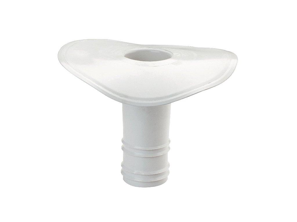 Střešní vpusť PVC H250 D63