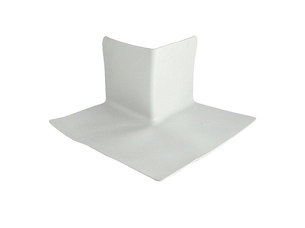 Tvarovka rohu PVC maxi - vnější