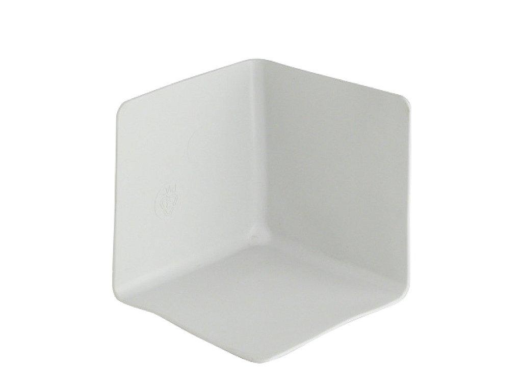 Tvarovka rohu PVC maxi - vnitřní
