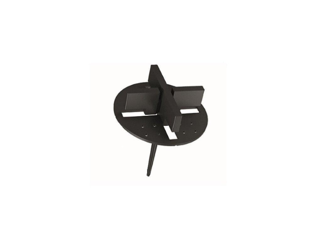 Spárovací křížek pro písek, štěrk s trnem 4 mm