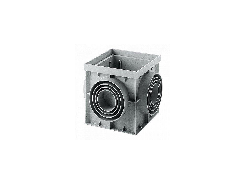 Kanálová šachta MM 300x300 - 2. jakost