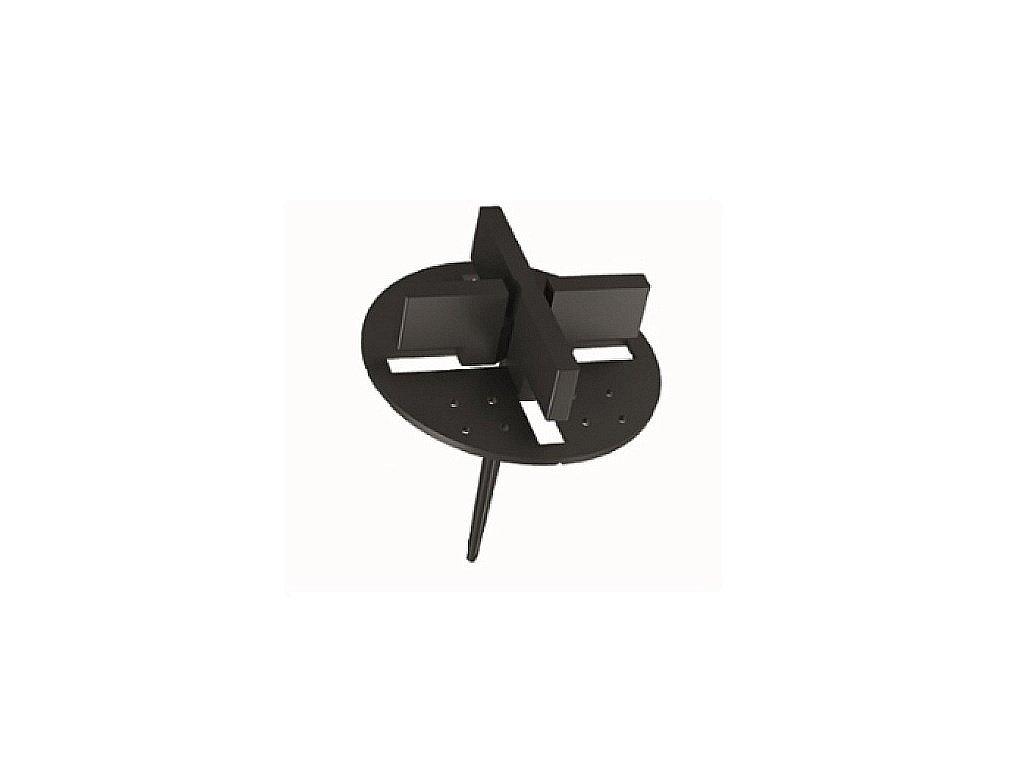 Spárovací křížek pro písek, štěrk s trnem 3 mm
