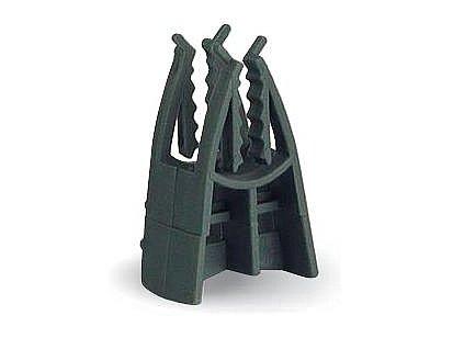 """Distančník - """"věž"""" pro armaturu 15 mm (250 ks/bal)"""