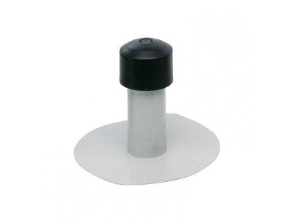 Odvětrávací komínek PVC H225 D75