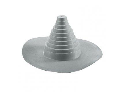 Střešní prostup PVC 40-160 mm