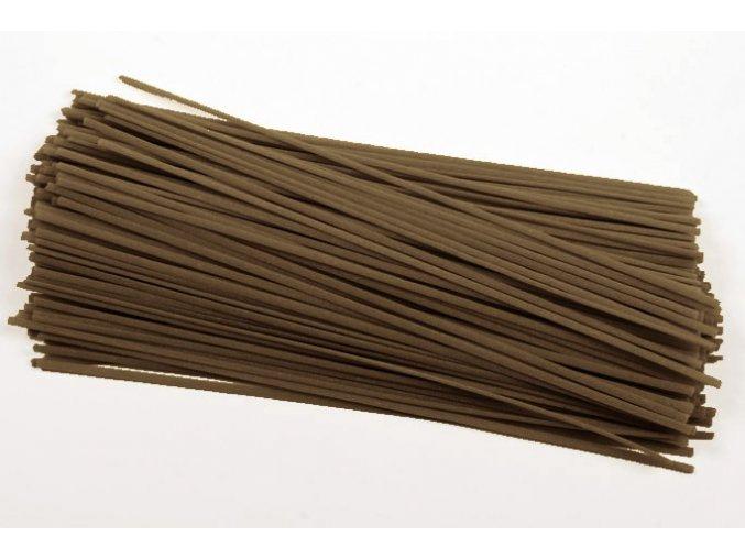 linguine aglio e basilico detail