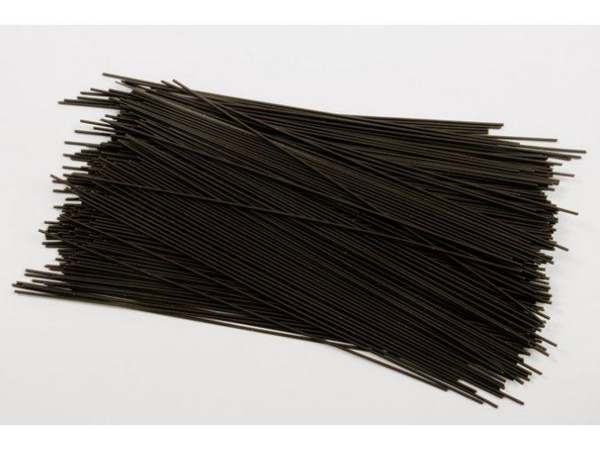 spaghetti al nero di seppia detail