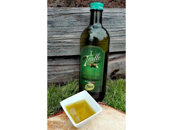 Extrapanenský olivový olej Trullo Classico 1l