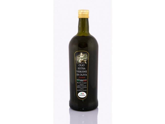 Extrapanenský olivový olej Trullo Fruttato 1l