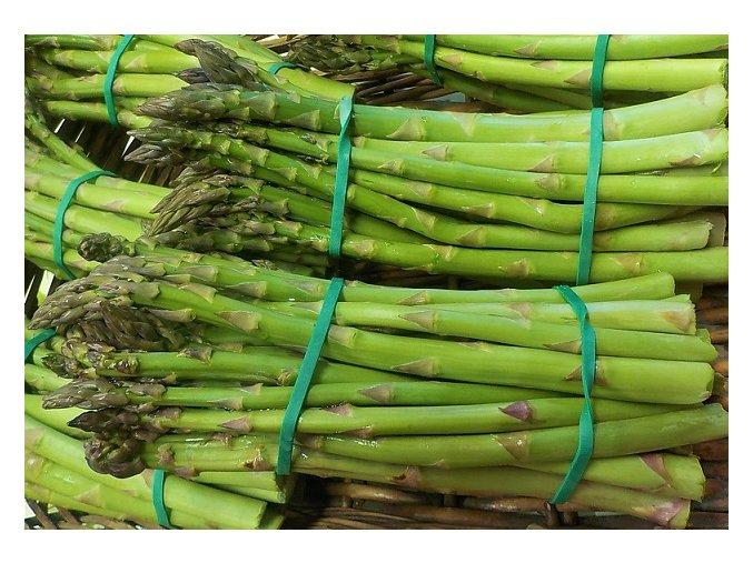 asparago in cassetta