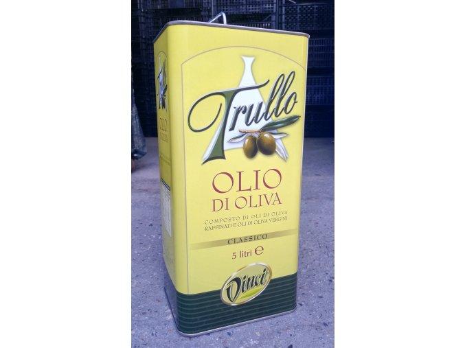 Olivový olej Trullo 5l