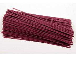 linguine vino rosso detail