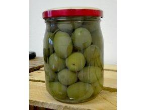 Nakládané olivy