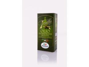 Extrapanenský olivový olej Trullo Classico 5l