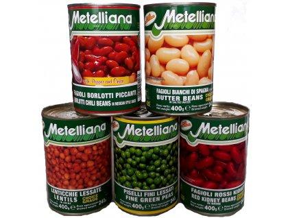 Zeleninové sterilované konzervy