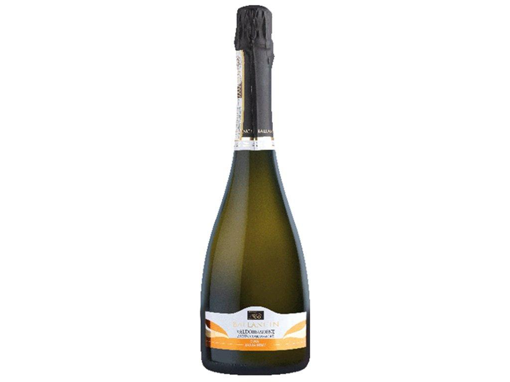 Vino Bianco Spumante Conegliano Valdobbiadene Prosecco DOCG Extra Brut