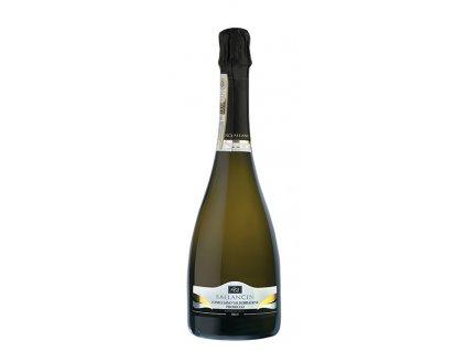 Vino Bianco Spumante Conegliano Valdobbiadene Prosecco DOCG Brut