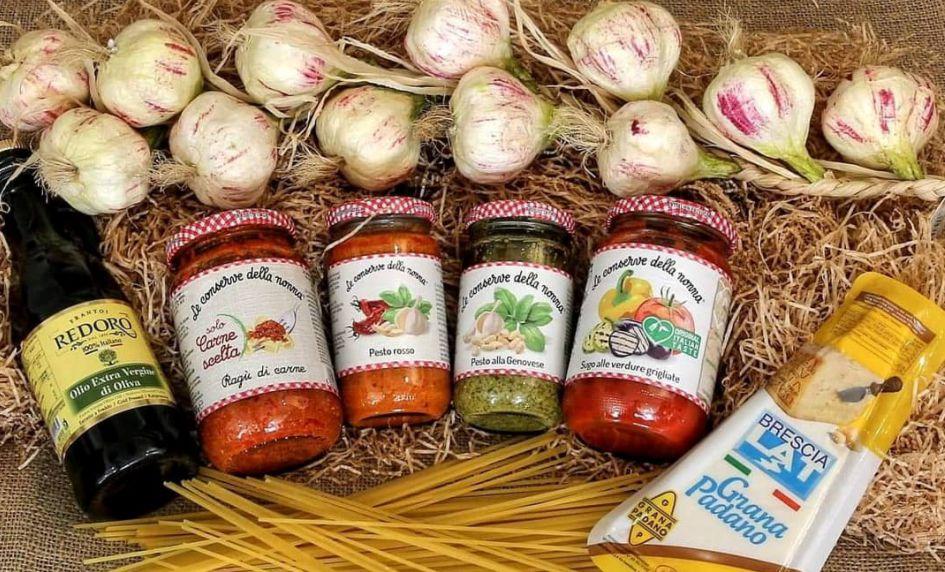 Italské omáčky