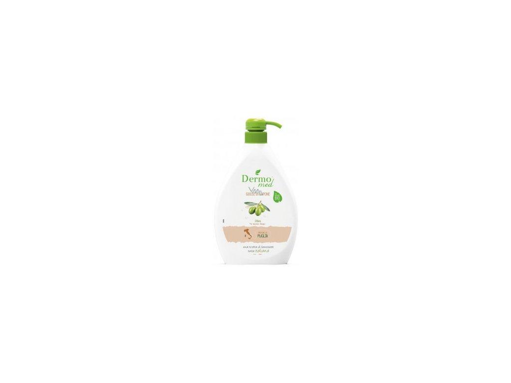 Tekuté mýdlo BIO Oliva 600ml