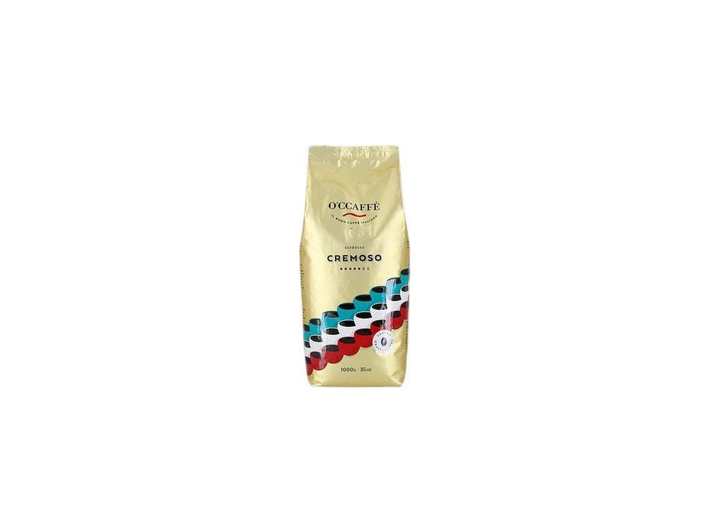O´CCAFFÉ CREMOSO 1kg zrnková káva