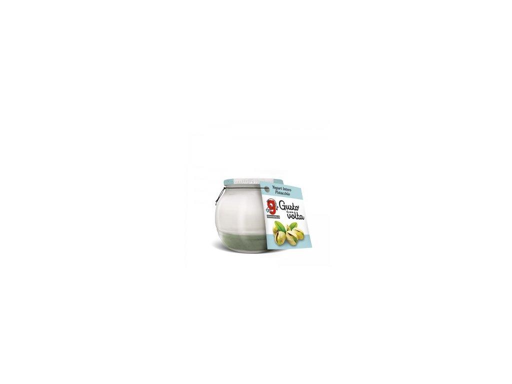 Jogurt pistácie Intero 170g sklenička