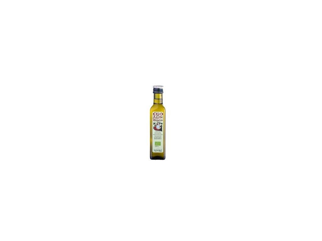 Olivový olej s feferonkou 250ml