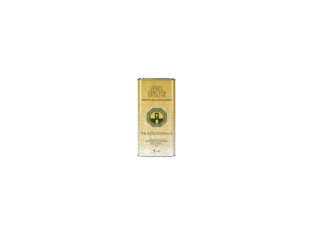 ZA.BE  Extrapanenský olivový olej 5 l