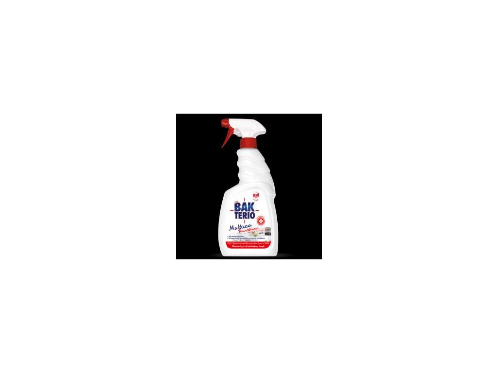 DUAL POWER Bakterio dezinfekční čistící prostředek 750ml