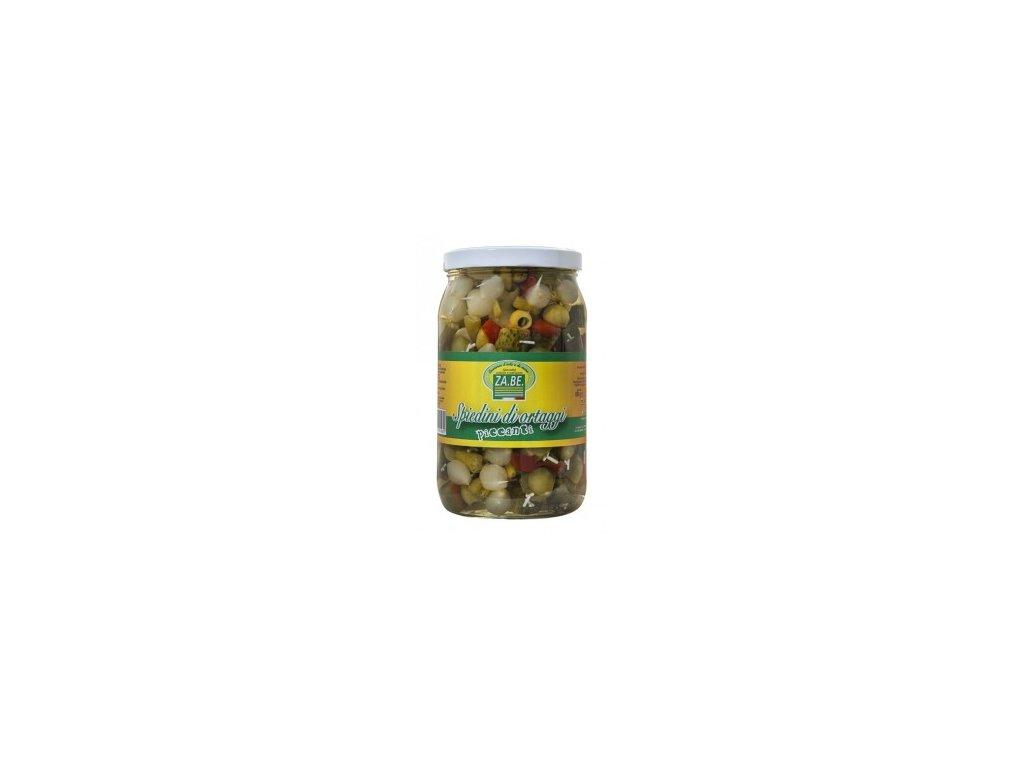 Zeleninové pikantní špízy 900g