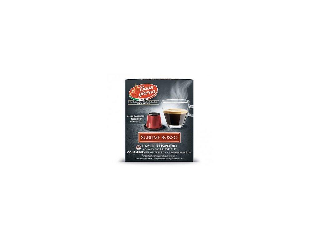 Buongiorno Rosso kapsle Nespresso  10ks