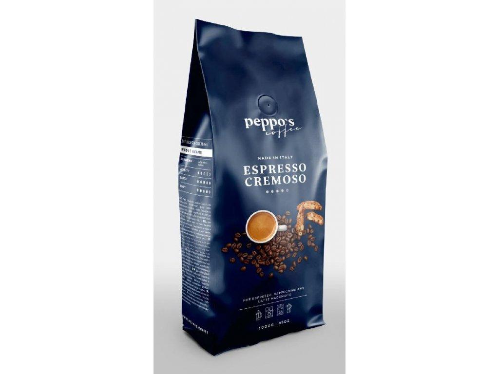 káva nová černá