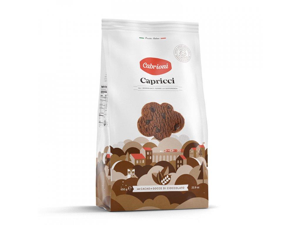 Capricci-bez palmového oleje 650 g